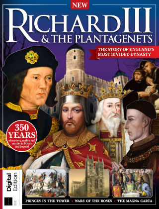 All About History Book of Richard III & the Plantagenets 2nd Edition