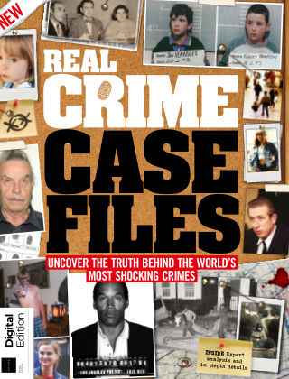 Real Crime Case Files 3rd Edition
