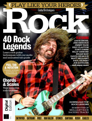 Play Like Your Heroes: Rock 5th Edition