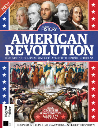All About History Book of the American Revolution 2nd Edition
