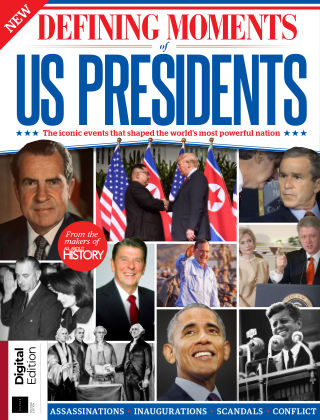 All About History Defining Moments of US Presidents 2nd Edition