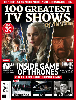 100 Greatest TV Shows 4th Edition