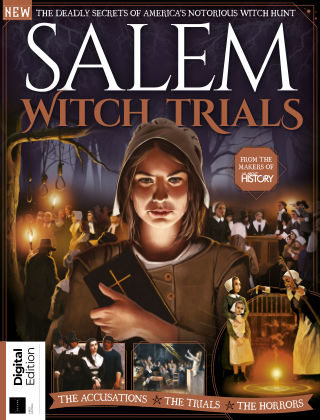 All About History Witch Trials 1st Edition