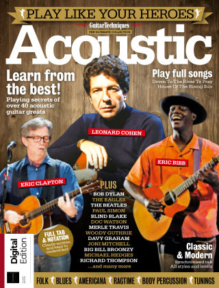 Play Like Your Heroes Acoustic Fourth Edition