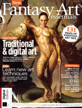 Fantasy Art Essentials Ninth Edition
