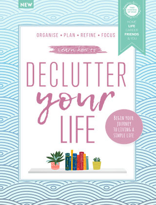 Learn how to Declutter Your Life Second Edition