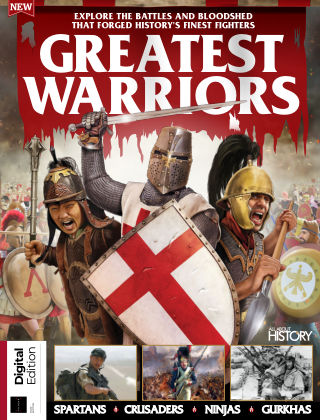 All About History History's Greatest Warriors 1st Edition