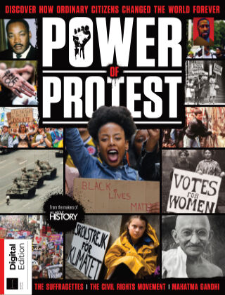 All About History Power of Protest Second Edition