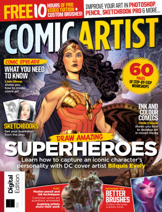 Comic Artist Eight Edition