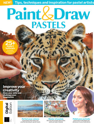 Paint & Draw: Pastels 1st Edition