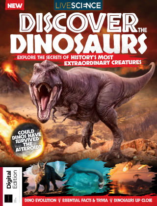 How it Works Discover the Dinosaurs 1st Edition