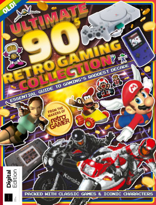 Ultimate 90s Retro Gaming Collection 1st Edition