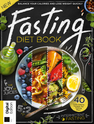 The Fasting Diet Book 1st Edition