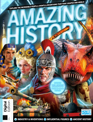 How it Works Amazing History 1st Edition