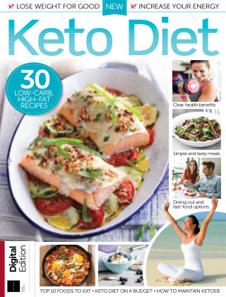 The Keto Diet Book 3rd Edition