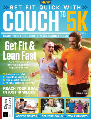 The Couch to 5K Book Fourth Edition