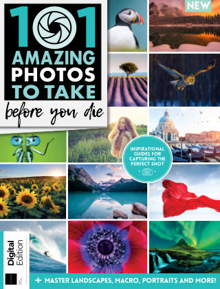 101 Amazing Photos To Take Before Your Die First Edition