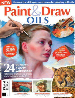 Paint & Draw: Oils Third Edition
