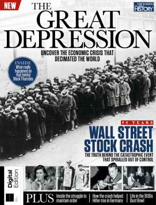 All About History The Great Depression 1st Edition