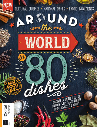 Around The World In 80 Dishes 1st Edition