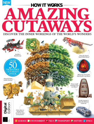 How It Works Book of Cutaways 1st Edition