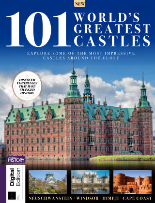 All About History 101 World's Greatest Castles 1st Edition