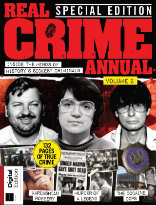 Real Crime Annual 2nd Edition