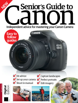 Senior's Guide to Canon First Edition
