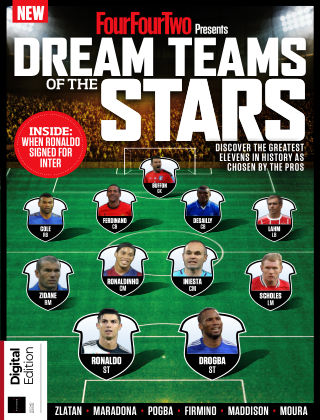 FourFourTwo Presents the Dream Teams of the Stars 2nd Edition