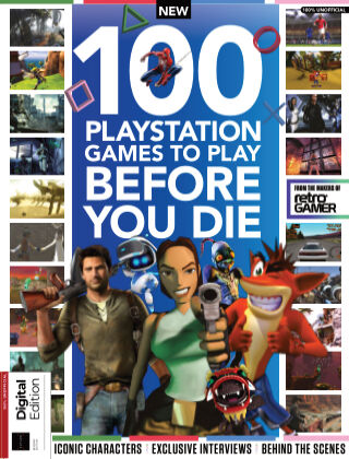 100 PlayStation Games To Play Before You Die 2nd Edition