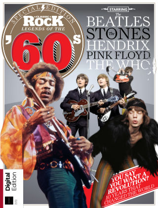 Classic Rock Legends of the 60s 2nd Edition