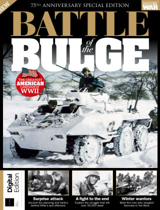 History of War Battle of the Bulge 1st Edition