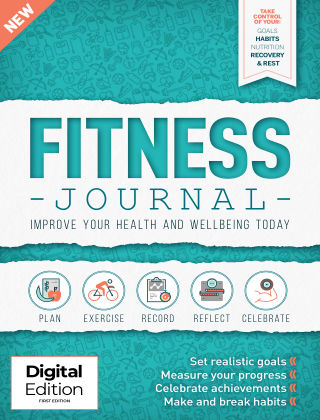 Fitness Journal 1st Edition