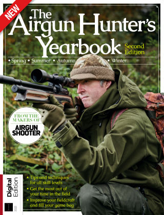 The Airgun Hunter's Yearbook 2nd Edition