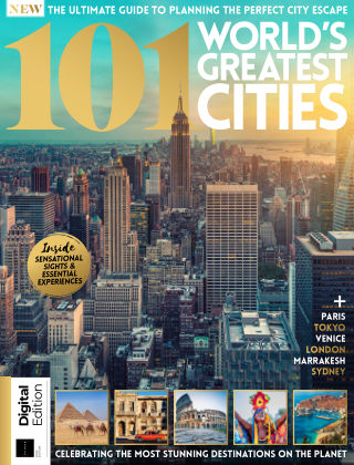 101 World's Greatest Cities 1st Edition