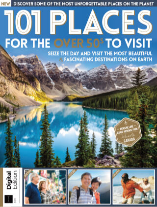 101 Places for Over 50s to Visit Second Edition