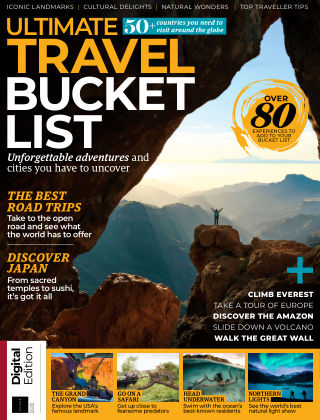 Ultimate Travel Bucket List 2nd Edition