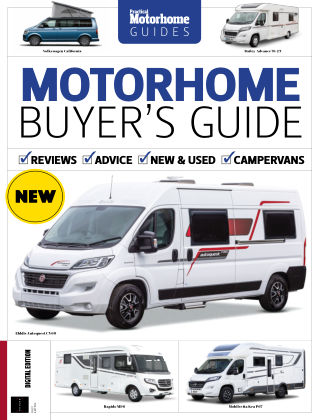 Practical Motorhome Buyer's Guide 1st Edition