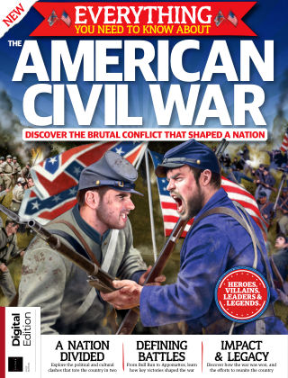 All About History Everything You Need To Know About The American Civil War 1st Edition