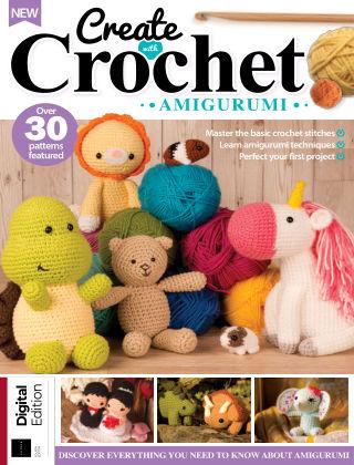 Create With Crochet: Amigurumi Fourth Edition