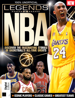 Legends of the NBA First Edition