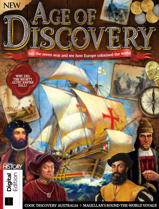 All About History Age of Discovery First Edition