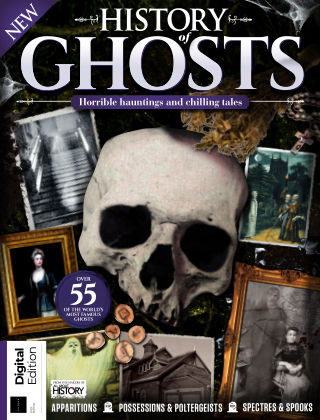 All About History History of Ghosts First Edition