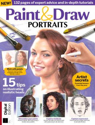 Paint & Draw: Portraits First Edition