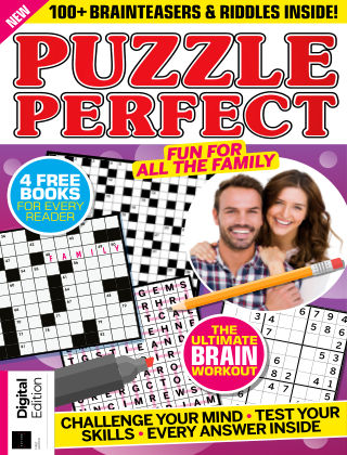 Puzzle Perfect First Edition