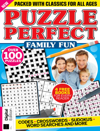 Puzzle Perfect: Family Fun First Edition