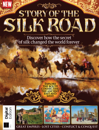 All About History Story of Silk Road First Edition