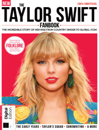 Taylor Swift Fanbook First Edition