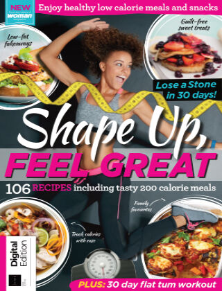 Shape Up, Feel Great First Edition