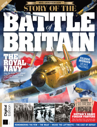 History of War Story of the Battle of Britain First Edition